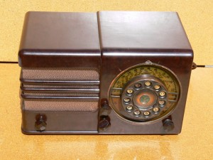 Astor Telephone Dial Radio