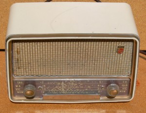 Philips 1950's   Radio